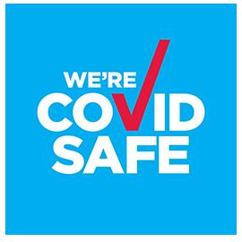 Covid Safe Badge