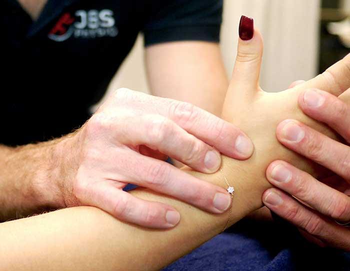 Physio Lane Cove Wrist Hand Pain Services